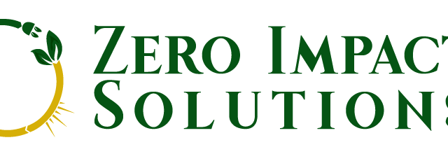 Zero Impact Solutions Logo Web Design & Development by Elie Malouf Small business Consultant and Marketing Strategist